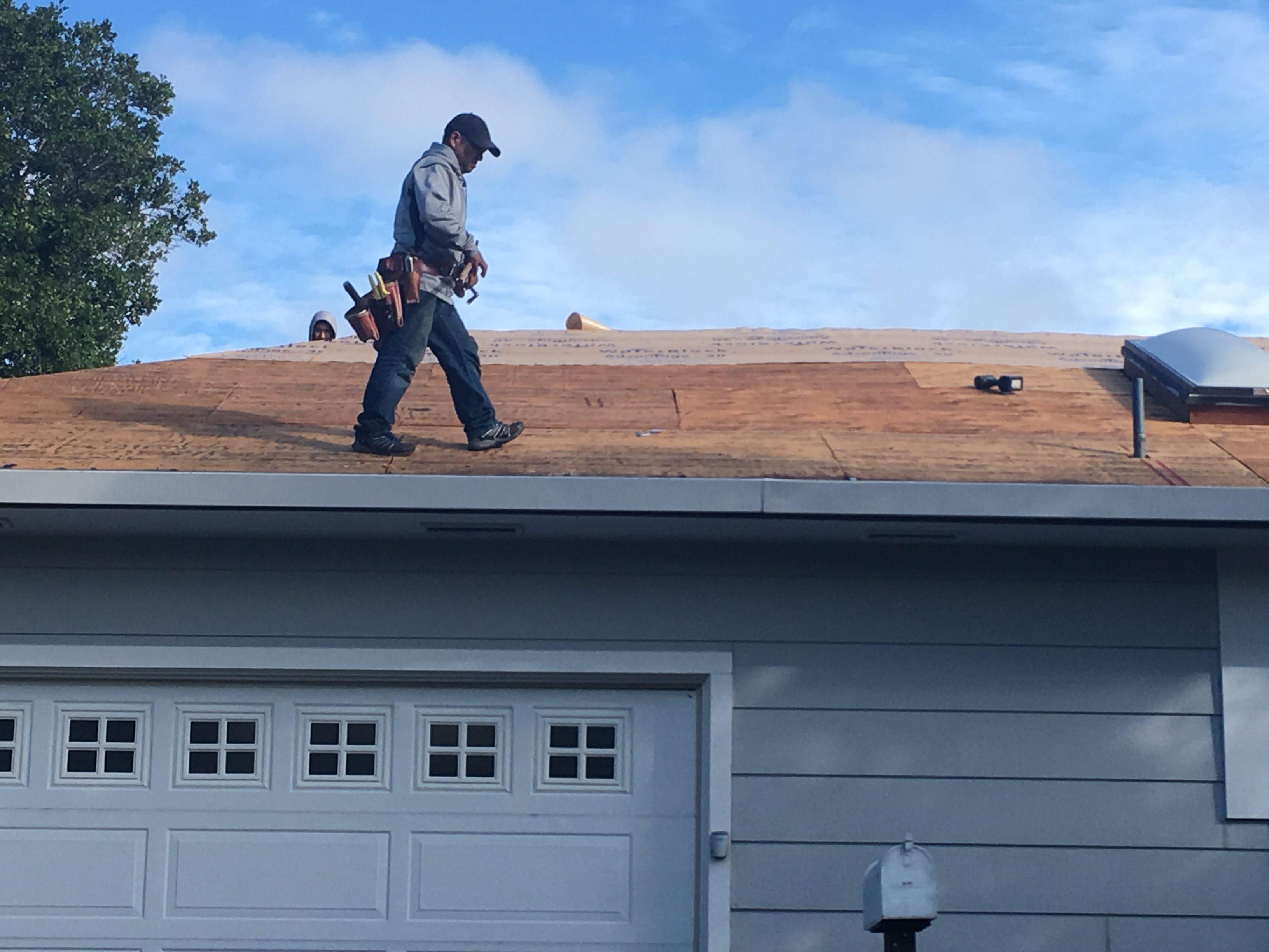 Roofing contractor santa rosa