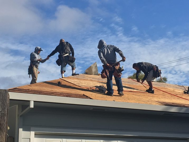Home roofing Sonoma